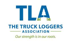 Truck Loggers Association Logo
